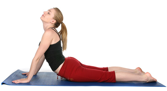Bhujangasana Yoga Asanas For Loose Belly Fat