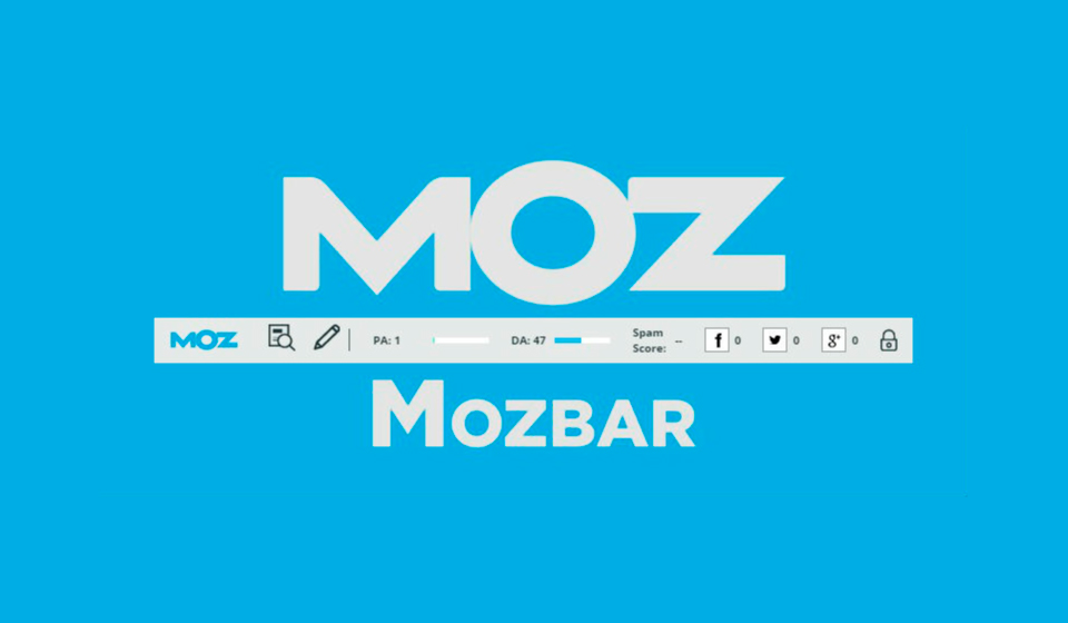 Mozbar Chrome SEO Extension