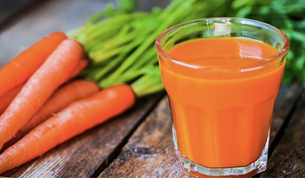 Carrot Juice For Delayed Periods