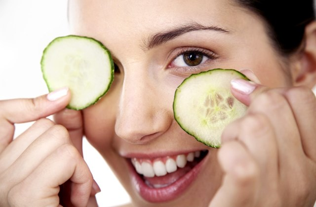 Cucumber For Swollen Eyes