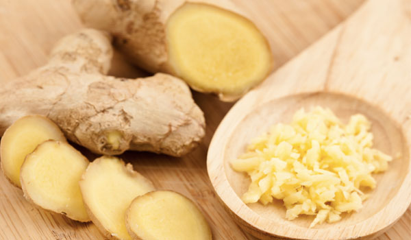 Ginger For Swelling