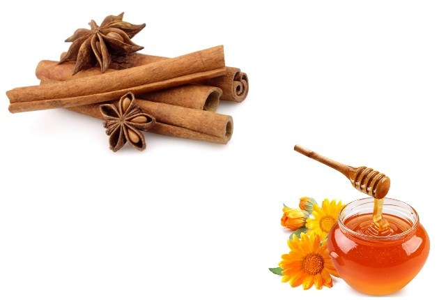 Honey and Sandalwood For White Patches