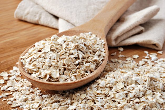Oatmeal Face Mask For Redness on Face