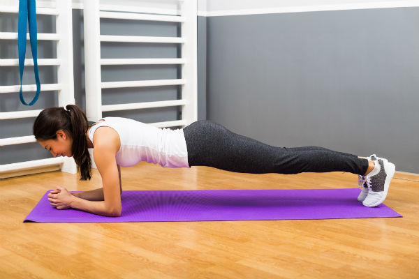 Push-Ups for Lift Breast