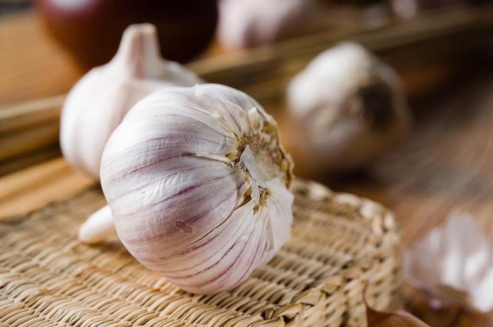 Garlic ForPimples