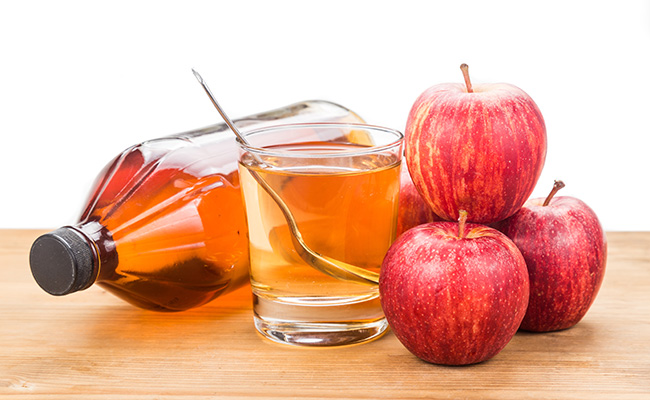 Apple Cider Vinegar for Strep Throat