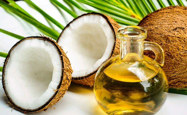 Coconut Oil for Diaper Rashes