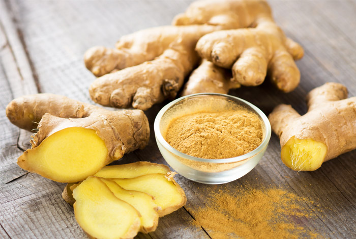 Ginger for Treating Lupus