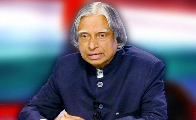 Motivational Quotes from A.P.J Abdul Kalam