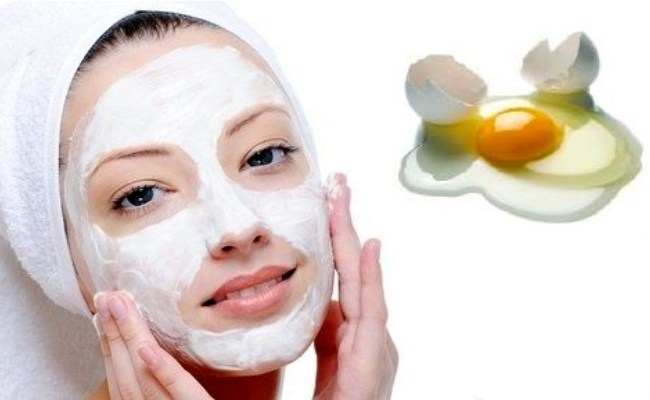 Egg Whites for Bump or Acne