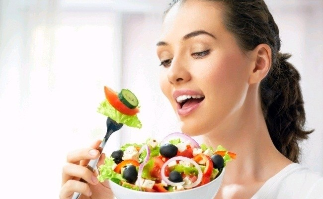 Healthy Diet for Bump or Acne