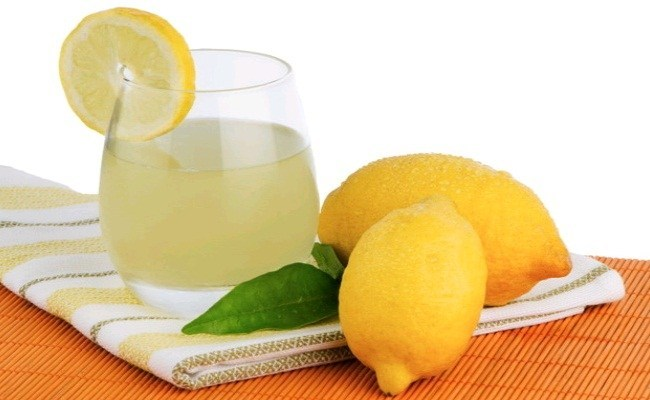 Lemon Juice for Gout