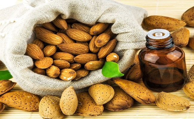 Almond Oil for Flawless Skin