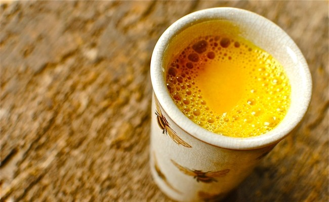 Turmeric and Milk