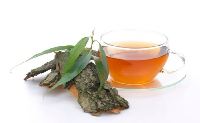 White Willow Tea for Knee Pain