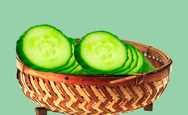 Cucumber for Razor Bumps or Ingrown Hair