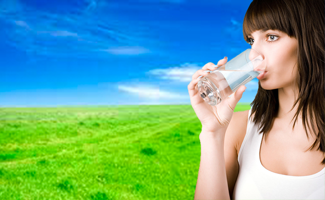 Drink Water for Herniated Disc