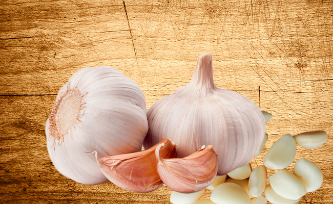 Garlic for Wisdom Tooth Pain
