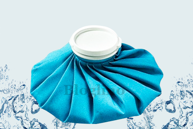 Heat and Cold Compress for Herniated Disc