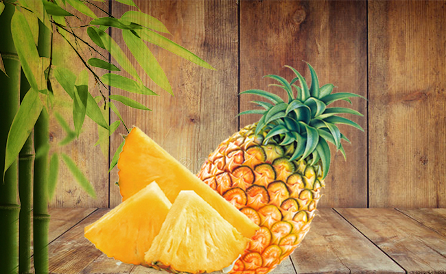 Pineapple for Vaginal Discharge