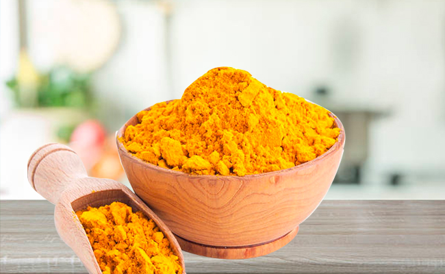 Turmeric for Spider Bites