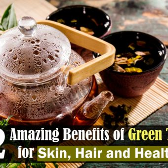 12 Amazing Benefits of Green Tea for Skin, Hair, and Health