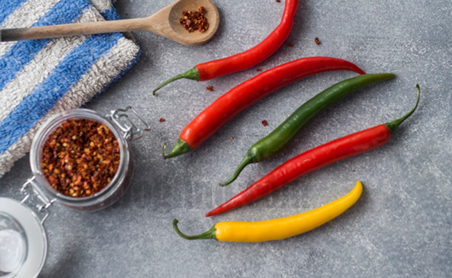 Cayenne Pepper for Leg Pain