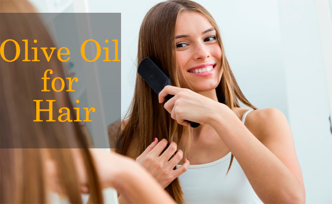 Olive Oil for Hair Healthy