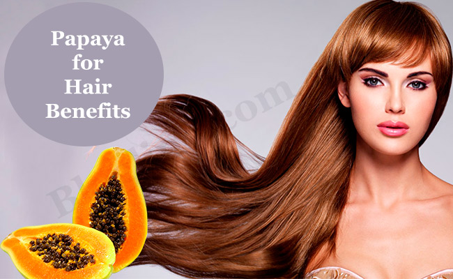Papaya for Hair Growth
