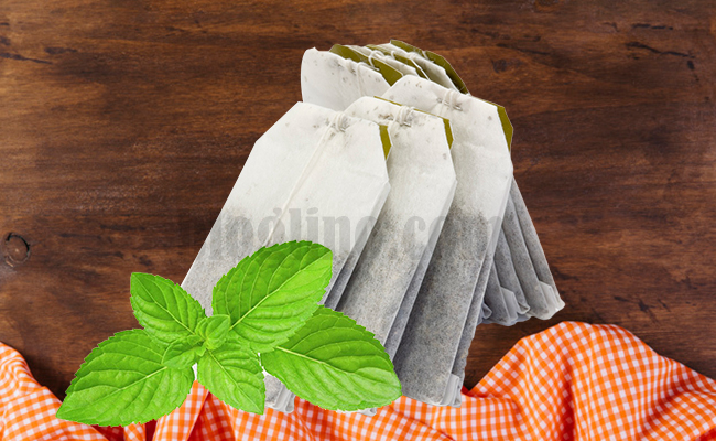 Peppermint Tea for Leg Pain