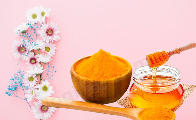Turmeric, and Honey Face Pack