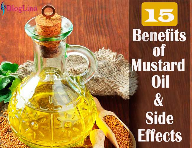 15 Effective Benefits of Mustard Oil for Skin, Hair and Health
