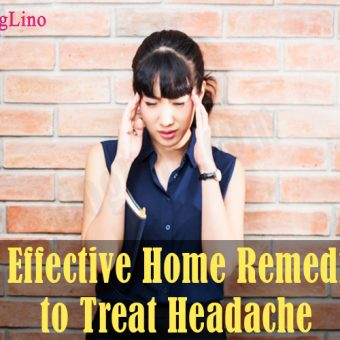10 Effective Home Remedies to Treat Headache