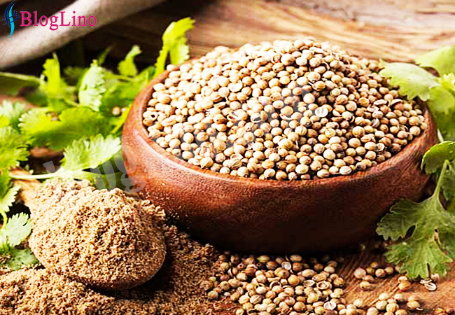 Coriander for Rashes on Face