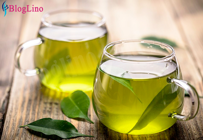 Green Tea for Rashes on Face