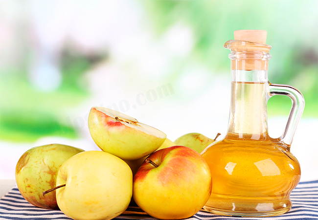 Apple Cider Vinegar for White Discharge or Leucorrhoea