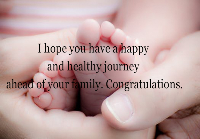 best new born baby wishes