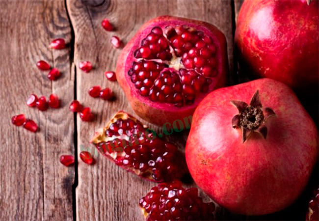 Pomegranate for White Discharge or Leucorrhoea