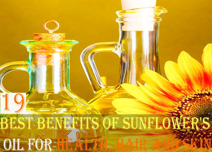 19-Best-Benefits-of-Sunflower's-Oil-(Surajmukhi-ka-Tel)-for-Health,-Hair-and-Skin