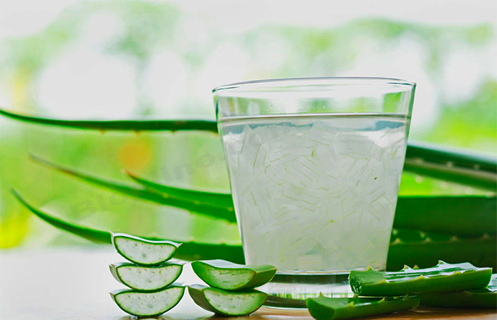 Aloe Vera Juice for Cavities