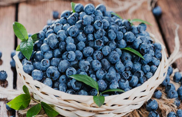 Blueberries to Prevent Cancer