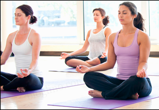 Yoga Exercise for Asthma
