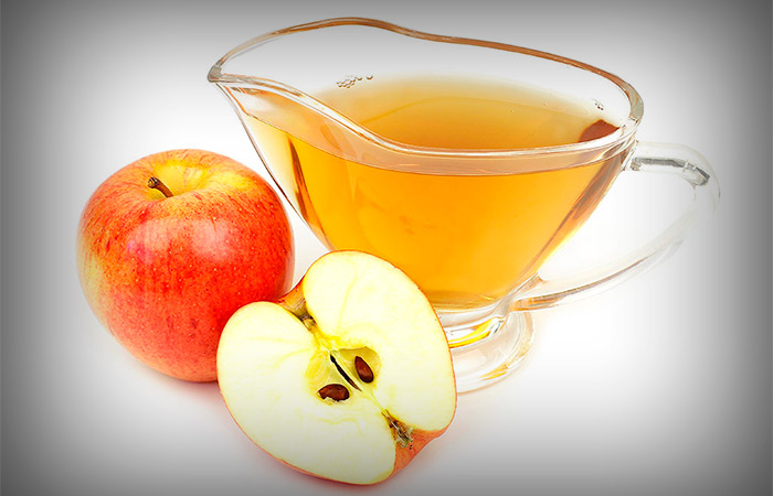 Apple Cider Vinegar for UTI (urinary tract infection)
