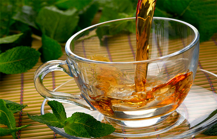 Green Tea for UTI (urinary tract infection)