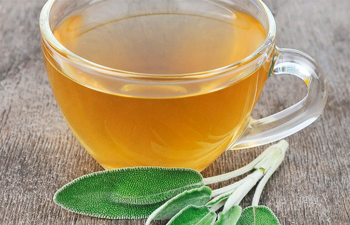 Sage and Thyme Tea for Herpes