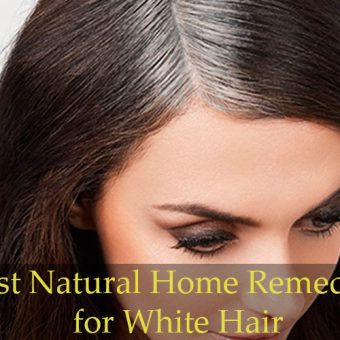 11 Best Natural Home Remedies for White Hair – How to Remove Graying Hair Naturally