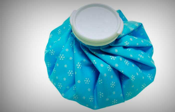 Cold Compress for Toothache