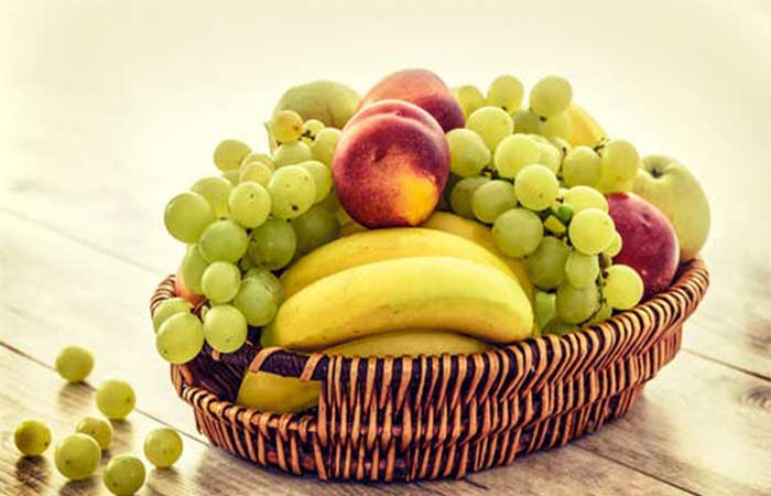 Grapes and Apple Face Pack for Glowing Skin