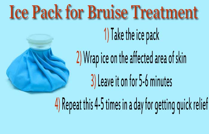Ice Pack for Bruise Treatment