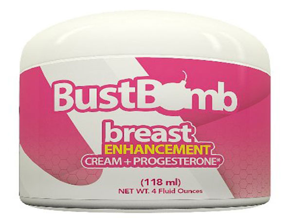 Bust Bomb Cream for Breast Enlargement